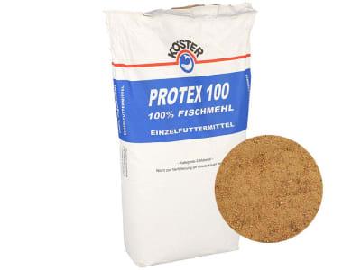 Protex 100 Fischmehl  25 kg Sack