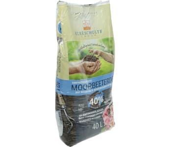 KLEESCHULTE Moorbeeterde 40 % CO2 Reduktion  Körnung 0 – 20 mm 40 l Sack