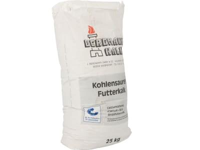 DÜKA Calciumcarbonat Futterkalk  Pulver 25 kg Sack