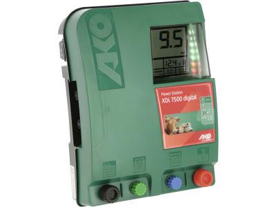 """Ako Weidezaungerät """"Powerstation XDi 7500"""" 12 V; 230 V, 372925"""