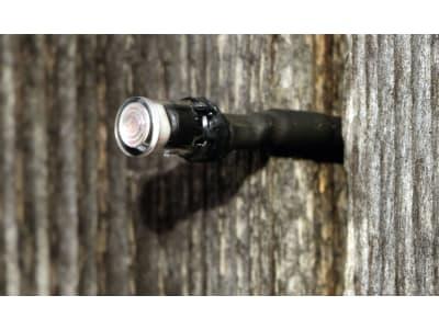 Kerbl Lichtsensor für automatische Hühnertür, Türöffner für Geflügelställe, 70554