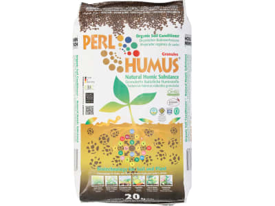 Humintech PERLHUMUS® organisches Bodenadditiv mit 60% Huminstoffe