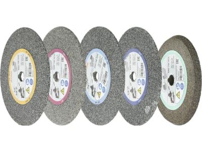STIHL Schleifscheibe für Kettenschärfgerät; Zahnbrust Durchmesser 140 mm