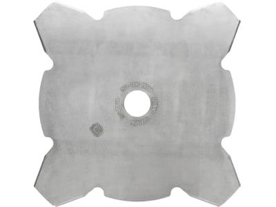 Husqvarna® Grasschneideblatt 255 mm 4-flügelig, 5784437-01