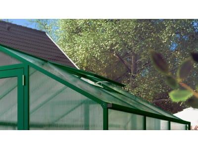 KGT Dachfenster für Tulpe inklusive automatischen Fensterheber moosgrün
