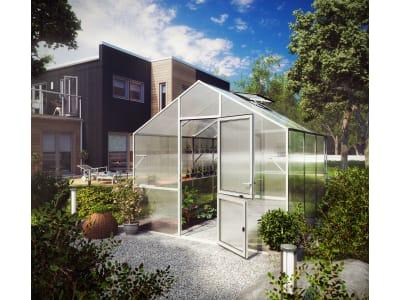 KGT Gewächshaus Lilie Typ III blank 3,23 x 2,97 x 2,68 m
