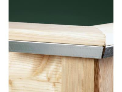 KGT Schneckenkante für Holz-Hochbeet Typ 130