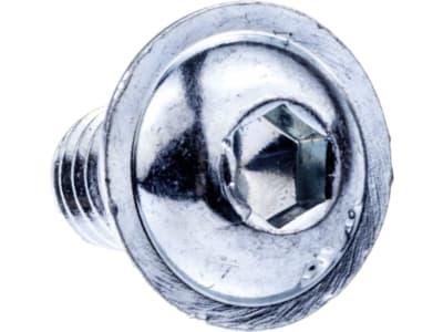 Husqvarna® Schraube M 6 x 8, für Messerteller Mähroboter Flymo, Gardena, Husqvarna, 5350760-01