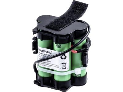 Husqvarna® Ersatzakku 18 V/2,0 Ah Li-Ion, für Mähroboter Automower®, 5895861-01