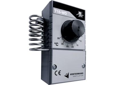 """Thermostat """"T-15 WD"""" 230 V, Regelbereich -5 bis +35 °C"""