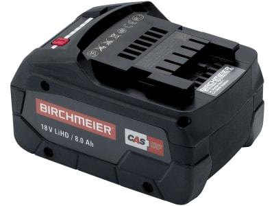 Birchmeier® Ersatzakku 18 V/8,0 Ah LiHD, für Akku-Rückenspritze REA, REB, REC, REX, 12073601