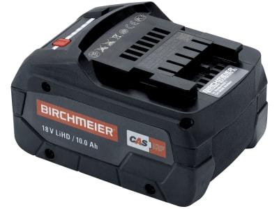 Birchmeier® Ersatzakku 18 V/10,0 Ah LiHD, für Akku-Rückenspritze REA, REB, REC, 12100701