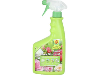 COMPO Duaxo® Rosen Pilz-frei AF  750 ml Dose