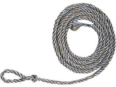 Kerbl Kälberstrick 180 cm, 8 mm, Jute; Polypropylen (PP)
