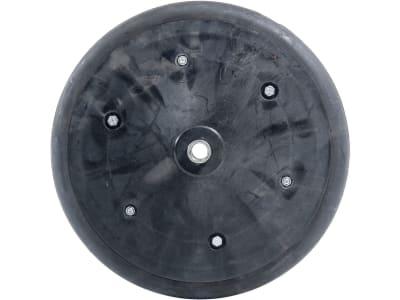 Maschio Druckrolle V-Förmig, Gummi, Ø 300 x 25 mm, für pneumatische Einzelkornsämaschine ST 300, F06120475R