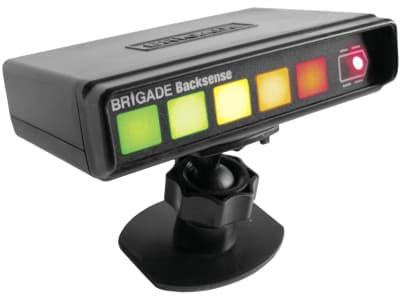 """Brigade® Radarsensor """"Backsense® BS-8000"""" Reichweite frei einstellbar Breite 2 – 10 m; Länge 3 – 30 m, 4530"""