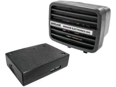 """Brigade® Akustisches Fahrzeug-Warnsystem """"bbs-tek® QVS-000-02"""" für geräuscharme Fahrzeuge im Straßenverkehr, 5385"""