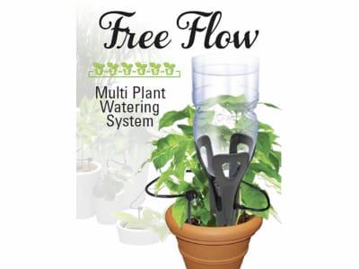 NETAFIM™ FREE FLOW Topfbewässerungssystem für mehrere Pflanzen 1 St.