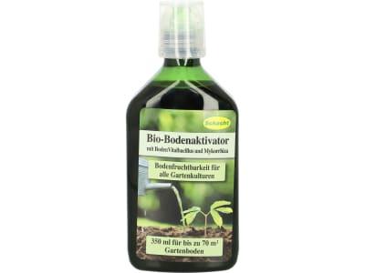 Bio Bodenaktivator flüssig  350 ml Flasche