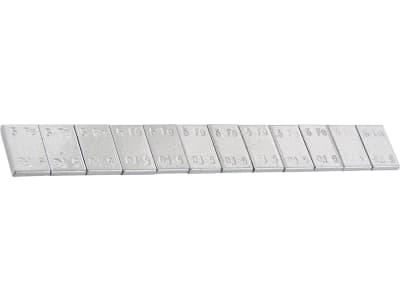 """Tip Top Klebegewicht """"397"""", 60 g (12 x 5 g), Zink, beschichtet, für ALU-Felgen"""