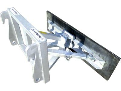 Düvelsdorf Gummischieber 1,10 – 1,30 m 3-fach mechanisch verstellbar,