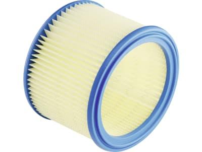 Nilfisk Filterelement Papier 205 x 170 mm, für Nass- & Trockensauger, 60077