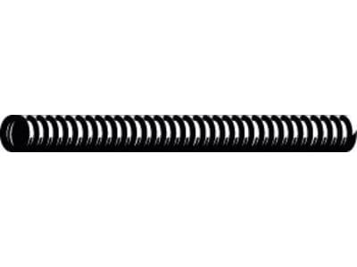 Nilfisk Saugschlauch grau, universal, 36 x 44 mm, Meterware, max. 20 m Länge, für Nass- & Trockensauger, 11985