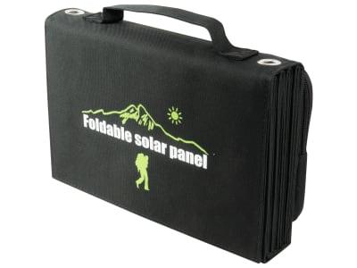 Batterieladegerät 60 W Solar, faltbar