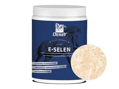 DERBY® E-Selen für Pferde zur Unterstützung des Muskelaufbaus und zur Regeneration nach Belastung