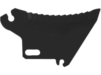 Industriehof® Ladewagenmesser 360 x 250 x 5 mm für Mengele, Vergl. Nr. Mengele: 02-101.415