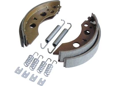 Bremsbackensatz 200 x 35 mm für Radbremse AL-KO 2035