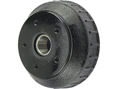 Bremstrommel Ø Trommel 200 x 50 mm, 5 x 112, mit Radlager, für Radbremse AL-KO 2051, Achslast bis 1.350 kg
