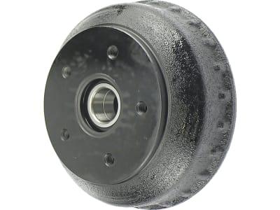 Bremstrommel Ø Trommel 200 x 50 mm, 5 x 112, mit Radlager, für Radbremse AL-KO 2051