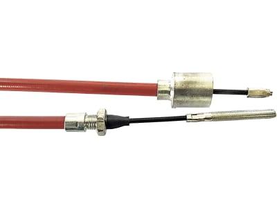 Bowdenzug 740 mm für Radbremse AL-KO Longlife