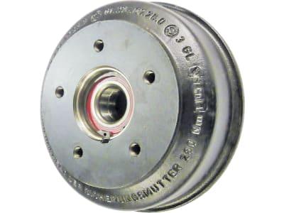 Bremstrommel 200 x 50 mm, Anschluss 5 x 112, mit Doppellager, für Radbremse BPW S 2005-7 RASK, Achslast bis 1.350 kg