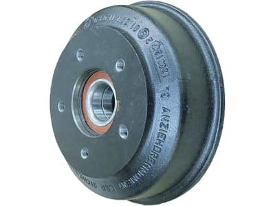 Bremstrommel 200 x 50 mm, Anschluss 5 x 112, mit Doppellager, für Radbremse BPW S 2005-7 RASK, Achslast bis 1.500 kg