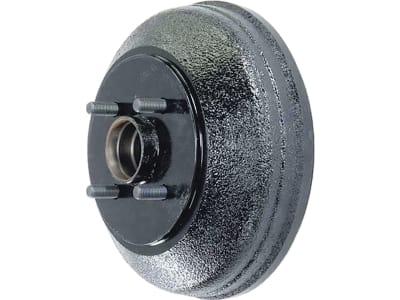 Bremstrommel 230 x 40 mm, Anschluss 4 x 100, ohne Radlager, für Radbremse Peitz R 234-76
