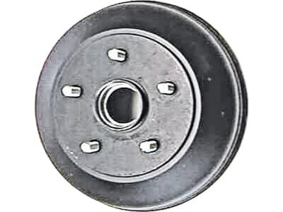 Bremstrommel 230 x 40 mm, Anschluss 5 x 112, ohne Radlager, für Radbremse Peitz R 234-76