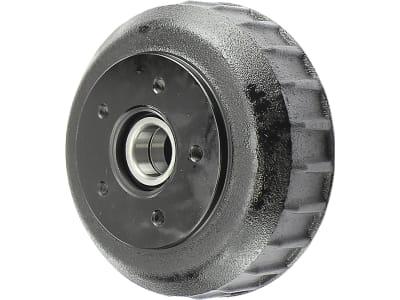 Bremstrommel Ø Trommel 230 x 60 mm, 5 x 112, mit Radlager, für Radbremse AL-KO 2361