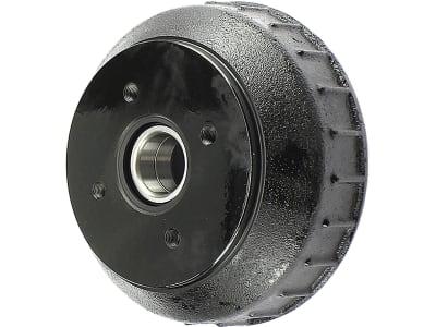 Bremstrommel Ø Trommel 200 x 50 mm, 4 x 100, mit Radlager, für Radbremse AL-KO 2051