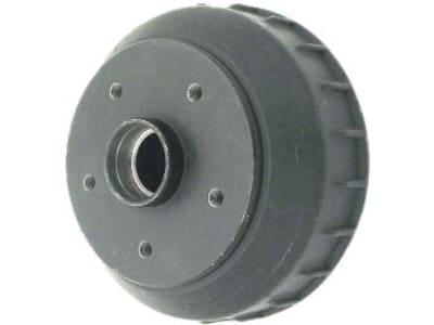 Bremstrommel Ø Trommel 200 x 50 mm, 4 x 100, ohne Radlager, für Radbremse AL-KO 2051