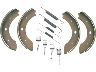 Bremsbackensatz 230 x 40 mm für Radbremse BPW S 2304-7 RASK