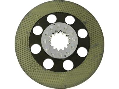 Bremsscheibe, Ø außen 355 mm, für Fußbremse Massey Ferguson MF 6400, MF 6600, MF 7600, MF 7700