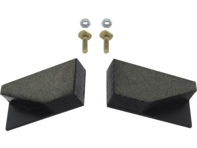 Bremsbelagsatz für Fußbremse JCB Radlader 406 – 416, TM 200, TM 270 und Teleskoplader 526 – 535