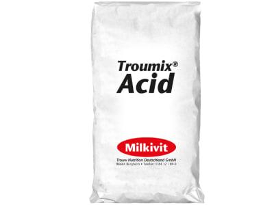 Milkivit Troumix Acid Säuremischung in Pulverform 25 kg Sack