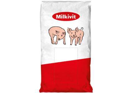 Milkivit Troumix Megacid Plus Fitness-Booster für Schweine nach dem Absetzen für eine Stärkung der natürlichen Immunabwehr Pulver 20 kg Sack