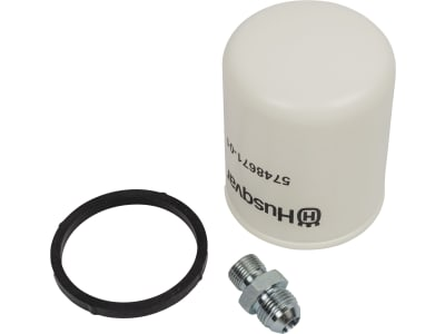 Husqvarna® Ölfilter für Hydraulik & Lenkung Rasentraktor Rider R316 TsX AWD, R419 TsX AWD, R420 TsX AWD, 5756454-01