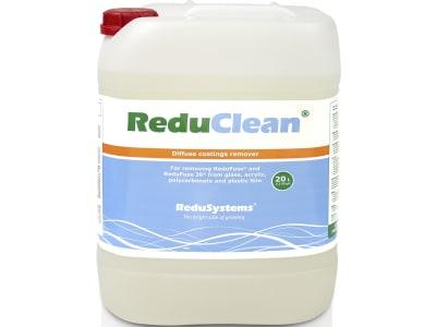 ReduClean für Redufuse zur Entfernung von ReduSystems Redufuse-Schattiermitteln vom Gewächshausdach 20 l Kanister