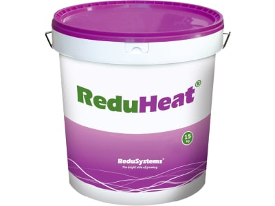 ReduHeat Schattiermittel Hitzestrahlenblocker für Gewächshausdächer 15 kg Eimer