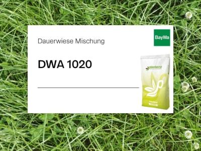 Planterra Dauerwiese DWA 1020 für schwierige Standorte zur besten Futterqualität, Schnitt- und Weidenutzung